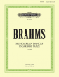 Brahms Hungarian Dances No.1 & 3 (arr. for Viola and Piano Watson Forbes)