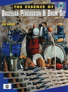 The Essence of Brazilian Percussion & Drum Set