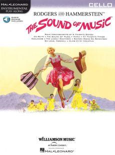 The Sound of Music (Violoncello) (Bk-Audio Access Code)