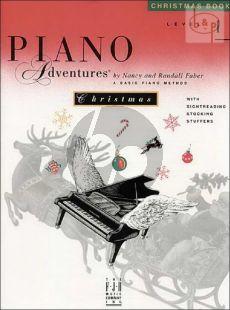 Piano Adventures Christmas Book Level 1