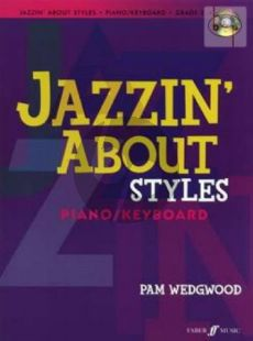 Jazzin' about Styles (Piano)
