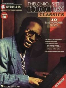 Thelonious Monk Classics (Jazz Play-Along Series Vol.90)