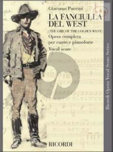 La Fanciulla del West (Vocal Score)