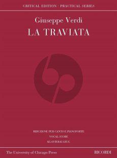 Verdi La Traviata Vocal Score (it.) (Ricordi Critical Ed)