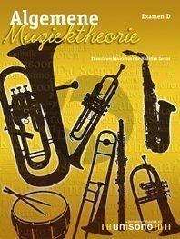 Maas-Eijnden Algemene Muziektheorie Examen D (Theoriewerkboek voor de HaFaBra Sector) (Bk-Cd)
