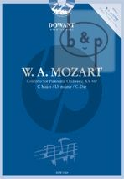Concerto C-Major KV 467 (Piano-Orch.) (red. 2 pianos) (Bk- 2 CD's)