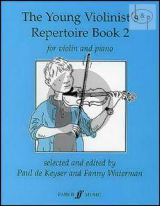 Young Violinist's Repertoire Book Vol.2