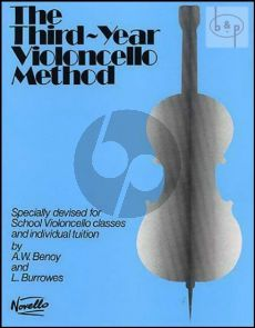 Third Year Cello Method