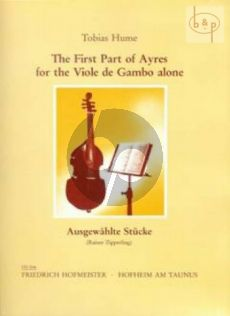 First Part of Ayres (1605)