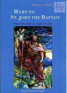 Hymn to St.John the Baptist