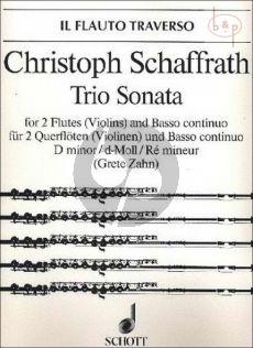 Trio Sonata d-minor