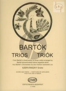 Trios from Choral Works