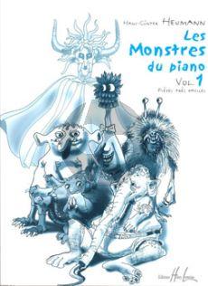Heumann Les Monstres du Piano Vol.1 (Pieces tres Faciles)