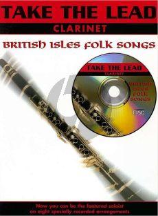 Take the Lead British Isles Folk Songs (Bk-Cd)