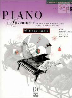 Piano Adventures Christmas Book Level 3B