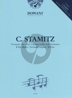 Concerto No.3 B-flat major (Solo Part[Bb]-CD) (Dowani)