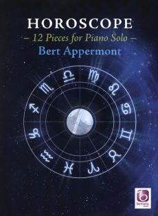 Appermont Horoscope for Piano solo (12 Pieces)