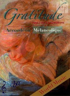 Gratitude 1 - 2 Accordeons