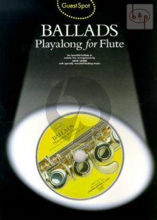 Ballads Guest Spot Playalong for Flute