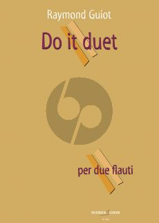 Guiot Do It Duet 2 Flutes