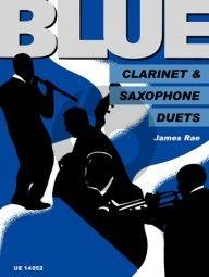 Rae Blue Duets clarinet-saxophone