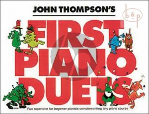 First Piano Duets