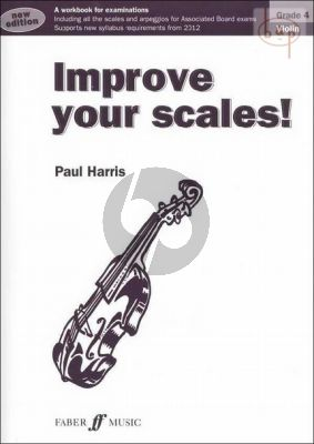 Improve your Scales Violin Grade 4