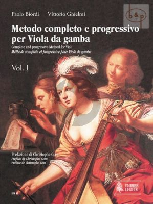 Complete and Progressive Method for Viola da Gamba Vol.1