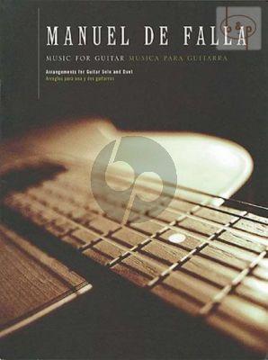Music for Guitar / Musica para Guitarra