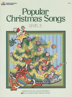 Bastien Popular Christmas Songs Level 3 Piano