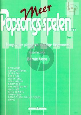 Meer Popsongs Spelen Vol.1
