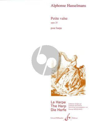 Hasselmans Petite Valse Op.25 Harpe