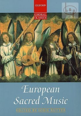 European Sacred Music (SATB)