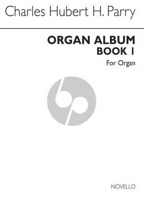 Parry Organ Album Vol.1