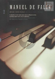 Music for Piano Vol.2