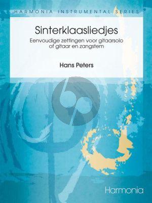 Peters Sinterklaasliedjes (met zangstem) (eenvoudig)