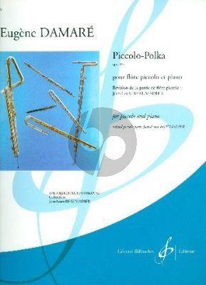 Damare Piccolo Polka Op.157 Piccolo-Piano (superieur) (Beaumadier)