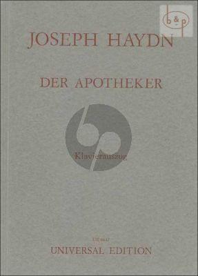 Der Apotheker (Lo Speziale) (Opera)