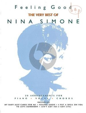 Feeling Good The Very Best of Nina Simone (Piano/Vocal/Guitar)