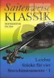 Saitenweise Klassik Vol.1 (Leichte Stucke) (2 Vi.-Va.[Vi.3]-Vc.)