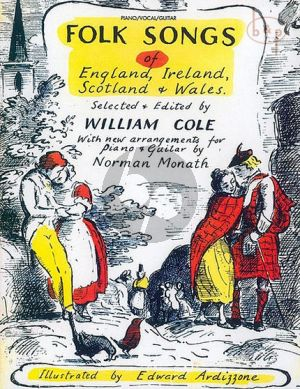 Folksongs of England, Ireland, Scotland and Wales