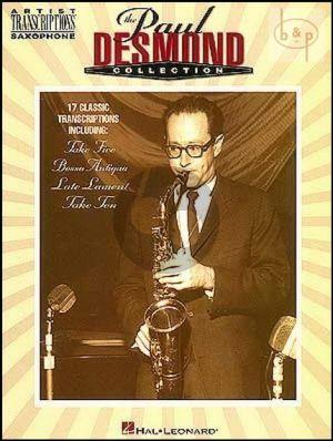 Desmond Collection Saxophone