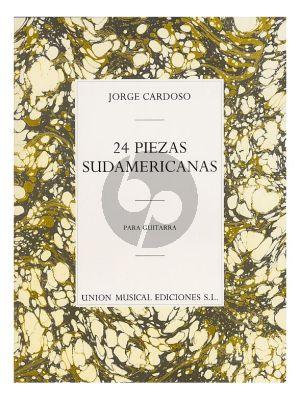 Cardoso 24 Piezas Sudamericanas