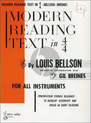 Modern Reading Text in 4 / 4