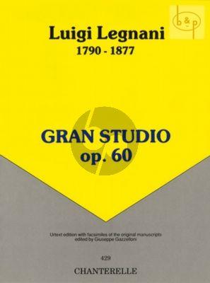 Gran Studio Op.60