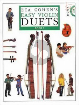 Easy Violin Duets Vol.1