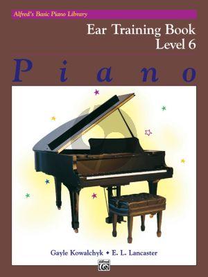 Alfred Basic Piano Ear Training Book Level 6