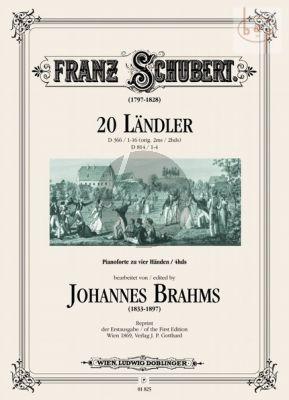 20 Landler D.366 -D.814 4 -HND
