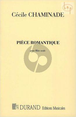 Piece Romantique Op.7 No.1 Flute solo