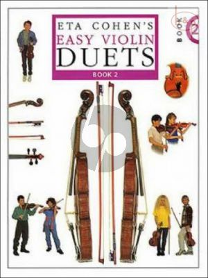 Easy Violin Duets Vol.2